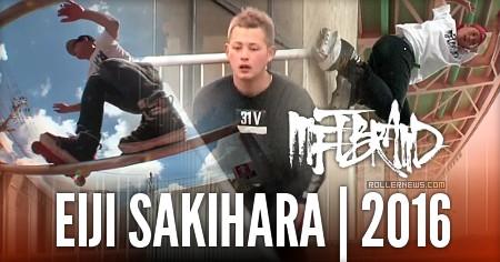 Eiji Sakihara (20, Japan): MFT Brand, Street Edit (2016)
