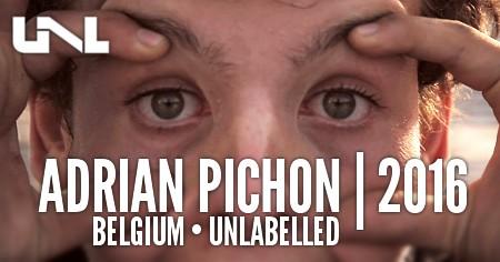 Adrian Pichon (Belgium): Unlabelled (2016)