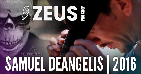 Samuel DeAngelis: Zeus Wheels (2016) LA Edit
