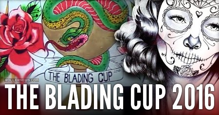 The Blading Cup 2016 - Full Results