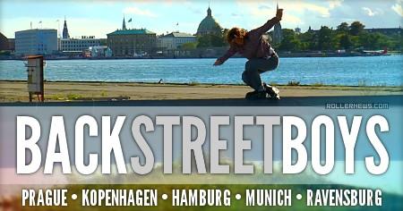 Backstreetboys (2016) by Stephan Mohr
