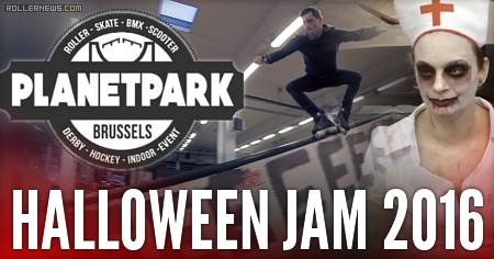 Planet Park (Brussels, Belgium): Halloween Jam 2016