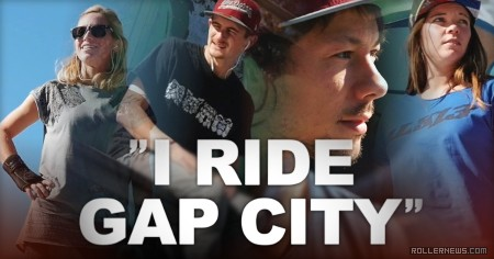 Roman Abrate (France): I Ride Gap City (2016)