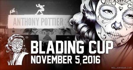 The Blading Cup 2016: HVR_Nomad Edit