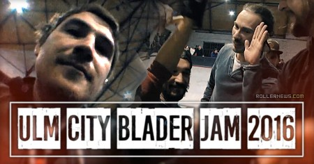 Mathias Silhan wins Ulm City Blader Jam 2016