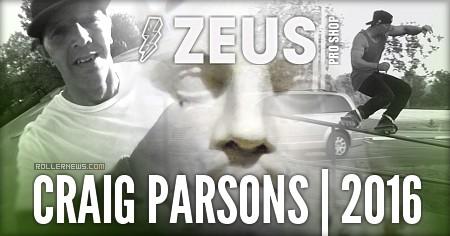 Craig Parsons (42): Zeus Clips (2016)