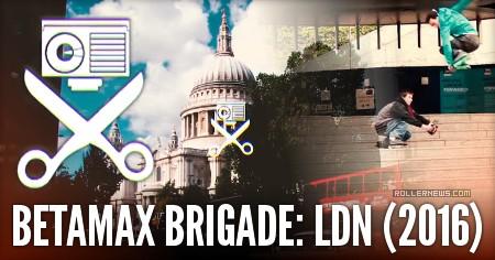 Betamax Brigade: LDN (2016) with Jack Swindells, Blake Bird, James Bower and Joe Atkinson