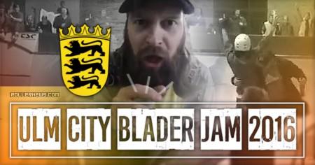 Ulm City Blader Jam 2016: Edit by Wolfgang Appelt