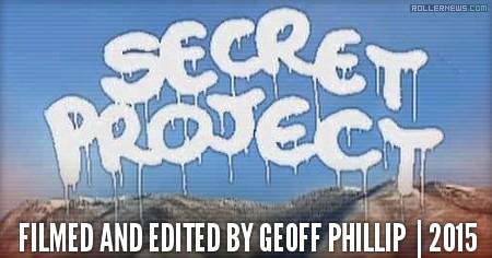 Tad Tregeagle: Secret Project Section (2015)