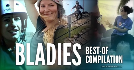 Bladies: Best-of (2016) Compilation by Skamidan