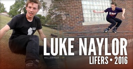 Luke Naylor: LIFERS (2016)