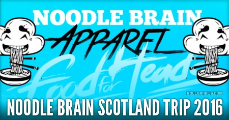 Noodle Brain Scotland Trip 2016 by Mark Worner