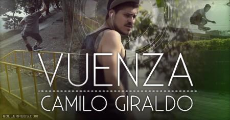 "Camilo Giraldo ""Vuenza"" (33): 2014-2016 Edit"
