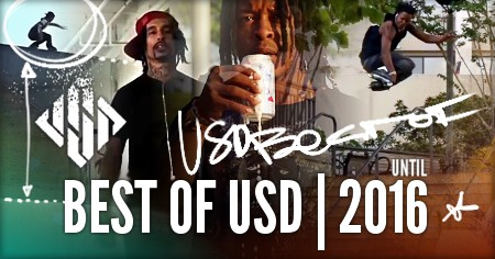 Best of USD | Compilation (2016) by Skamidan