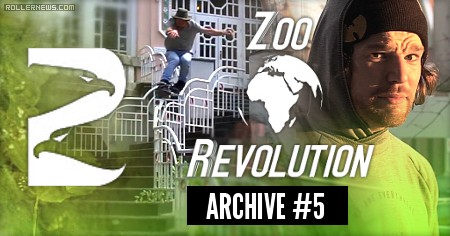 Eugen Enin: ARCHIVE 5 / ZOO REVOLUTION