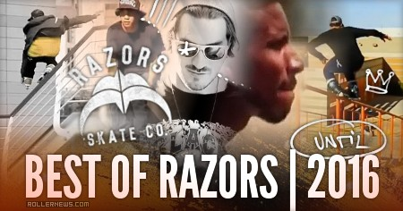Best of Razors (Until 2016): Compilation by Skamidan
