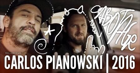 Carlos Pianowski: Sabotage (2016)