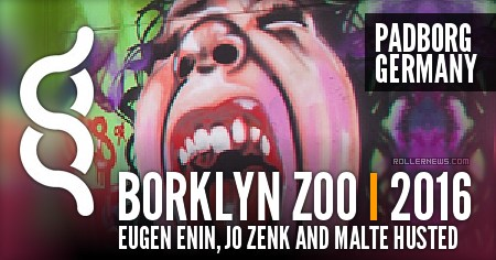 Borklyn Zoo: Padborg (Germany, 2016) with Eugen Enin, Jo Zenk and Malte Husted