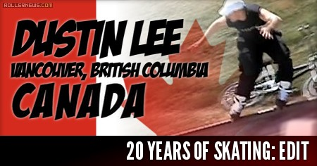 Dustin Lee: 20 Years of Skating Clips