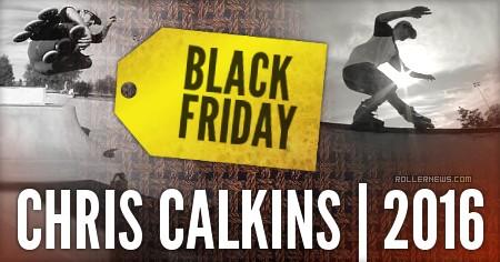 Chris Calkins: Black Friday, OKC Session (2016)
