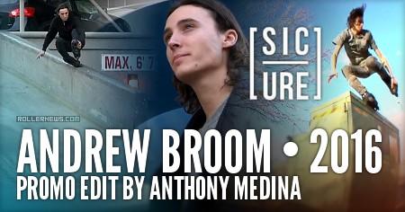 Andrew Broom: Sic Urethane (2016) by Anthony Medina