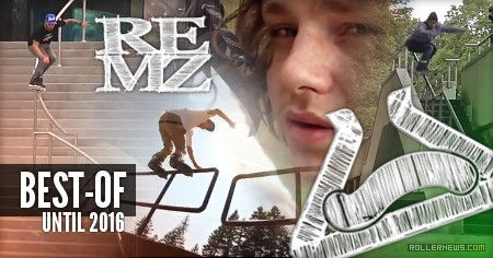 Best of Remz (Until 2016): Compilation by Skamidan