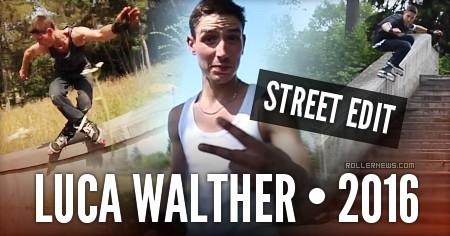 Luca Walther (Switzerland): Street Edit (2016)