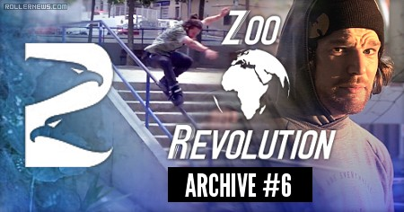 Eugen Enin: ARCHIVE / ZOO REVOLUTION