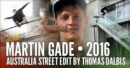 Martin Gade (Australia): Razors Street Edit 2016