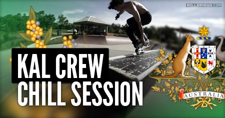 Kal Crew (Australia): Chill Park Session (2016)