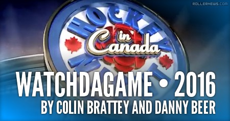 WATCHDAGAME (2016) by Colin Brattey and Danny Beer