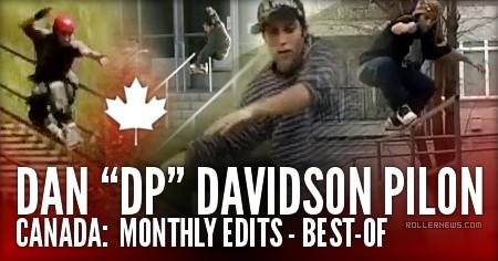 "Dan ""DP"" Davidson Pilon (Canada):  M.E. Best-of"