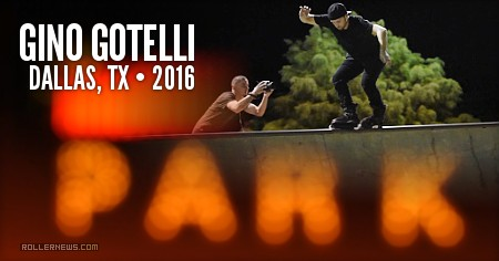 Gino Gotelli: Dallas, Texas - Park Edit (2016)