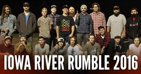 Iowa River Rumble 2016: Edit by Aaron D. Schultz