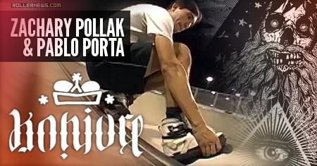 Zachary Pollak & Pablo Porta: Konjure (2016)