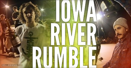 Iowa River Rumble 2016: Edit by Logan Clark