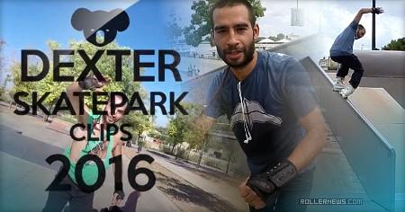 Dexter (Spain): Skatepark Clips (2016)