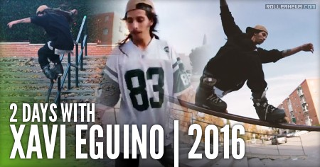 2 days with Xavi Eguino in Madrid (Spain, 2016)