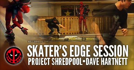 Sk8r's Edge Session (2016) with Project Shredpool, Dave Hartnett & Friends | YungJuiced Edit