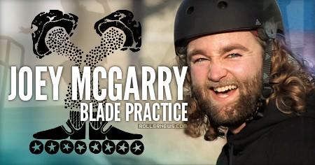 Mushroom Blading: Blade Practice 1-5 (2016)