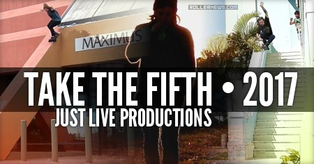 Just Live Productions - Take the Fifth: Trailer (2017)