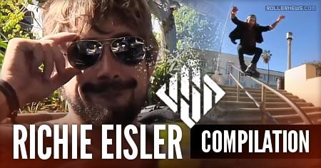 Richie Eisler - The most creative Rollerblader