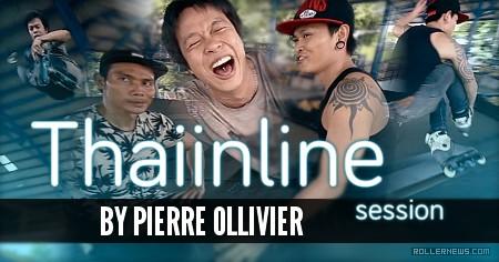 Thaiinline (2015) by Pierre Ollivier