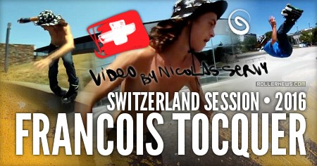 Francois Tocquer (17): Switzerland Session (2016)