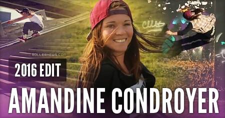 Amandine Condroyer (France): 2016 Edit