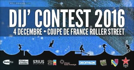 Dij' Contest 2016 (Dijon, France), 2nd edition: Edit
