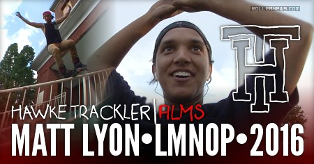 Matt Lyon: LMNOP Section (2016) by Hawke Trackler