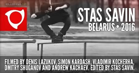Stas Savin (Belarus): 2016 AGV Edit