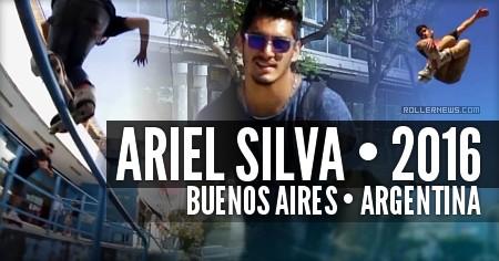 Ariel Silva: Travel In Buenos Aires (Argentina, 2016)