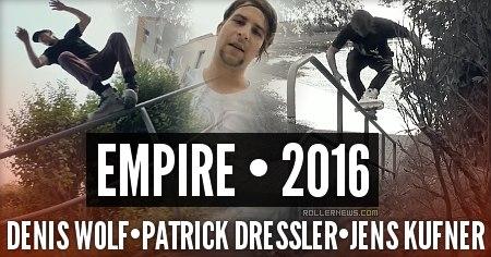 Empire (2016, Germany) with Denis Wolf, Patrick Dressler & Jens Kufner